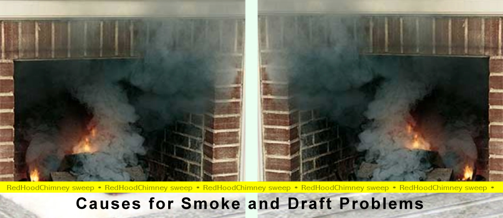 Smoke And Draft Problems